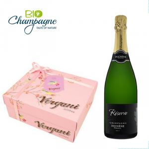Colomba Jacopo Maestri & Champagne F. Duchêne Réserve