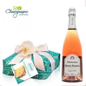 Colomba J. Maestri & Champagne C. Tanneux Rosè de Saignèe