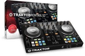 CONTROLLER S4MK2 TRAKTOR NATIVE INSTRUMENTS