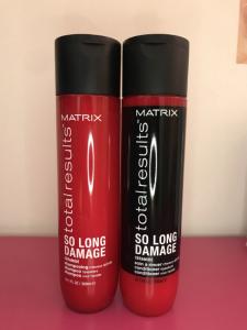 Linea Total Results: so long damage - Shampoo e conditioner