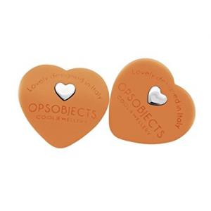 OPS! LOVE ORECCHINI  - ARANCIONE FLUO