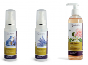 Kit DETERGENZA viso Flowers and Fruits