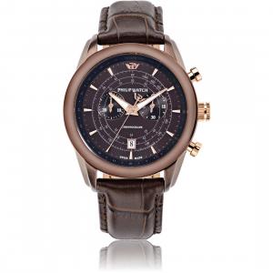 Orologio philip watch crono seahorse