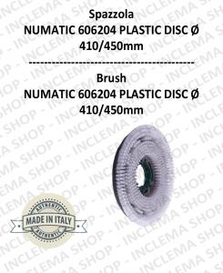 606204 Standard Bürsten für Scheuersaugmaschinen NUMATIC