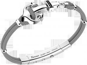 Bracciale uomo Zancan collezione Nautica EXB623-GR
