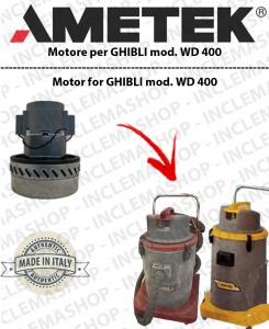 WD 400 Saugmotor AMETEK für staubsauger GHIBLI