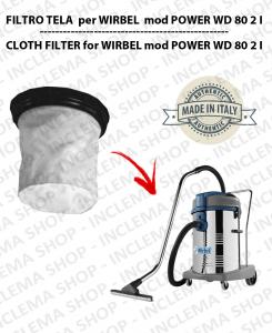 POWER WD 2 I TEXTILFILTER für staubsauger WIRBEL
