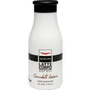 Aquolina Classica Latte Corpo Idratante Cioccolato Bianco Pelle Vellutata 250ml