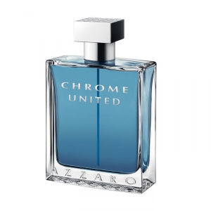 Azzaro Chrome United Eau De Toilette Spray 100ml