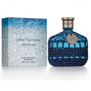John Varvatos Artisan Blue Eau De Toilette Spray 75ml