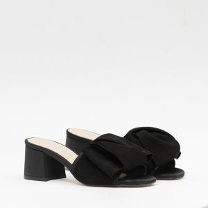Sandalo Scamosciato