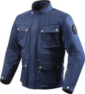 Giacca moto Rev'it Newton blu