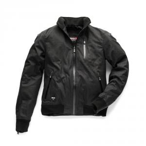 Giacca moto Blauer INDIRECT nero