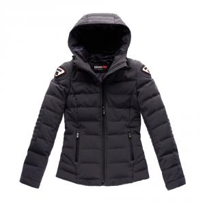 Giacca moto donna Blauer Easy Winter Woman 1.0 grigio scuro