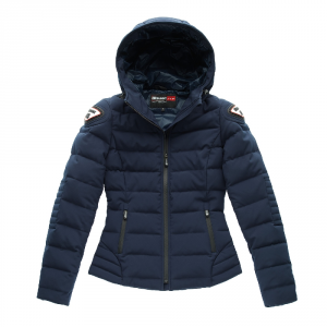 Giacca moto donna Blauer Easy Winter Woman 1.0 blu