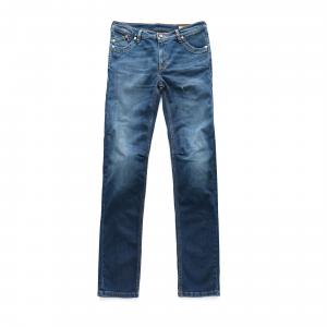 Jeans moto donna Blauer HT Scarlett blu
