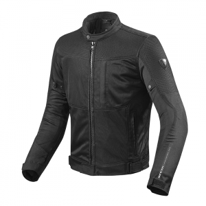 Giacca moto Rev'it Vigor Nero