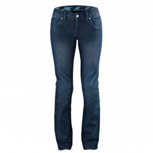 Jeans moto donna Ixon BRITNEY con rinforzi in Kevlar navy