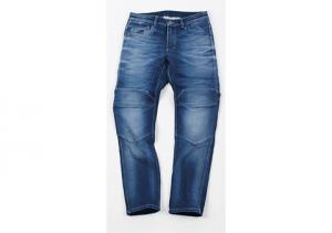 Jeans moto Motto FORTE con rinforzi in fibra Aramidica blu chiaro