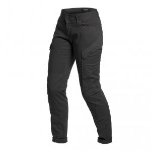 Pantaloni moto donna Dainese KARGO LADY Nero