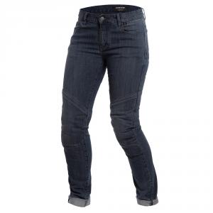 Jeans moto donna Dainese AMELIA SLIM Blu scuro