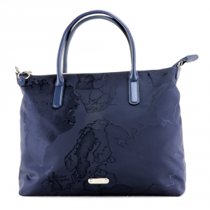 Sac à main Alviero Martini 1A Classe NYLON MAP GI73 9428 100 BLU