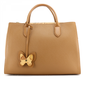 Hand and shoulder bag Alviero Martini 1A Classe BUTTERFLY CITY GI62 9407 970 TABACCO
