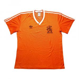 1985-88 Olanda Maglia Home L (Top)