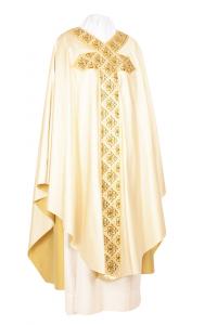 Casula C148 Croce Giglio Bianca
