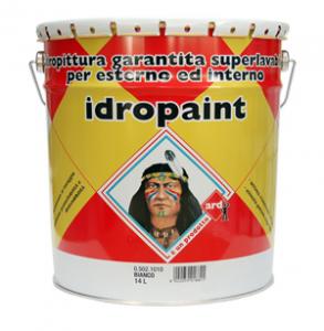 IDROPAINT PITTURA SUPERLAVABILE GARANTITA ESTERNO INTERNO