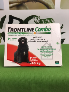 FRONTLINE COMBO CANE +40KG