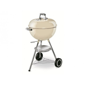 Barbecue a carbone Weber - One Touch Original ø 47 cm - Color Ivory