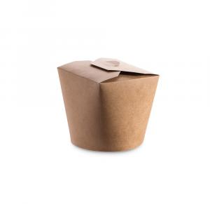 Noodle box contenitore asporto avana - 650ml
