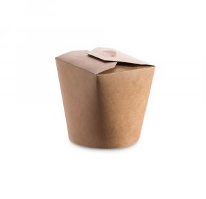 Noodle box contenitore asporto avana - 800ml