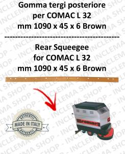 L 32 Hinten Sauglippen für scheuersaugmaschinen COMAC
