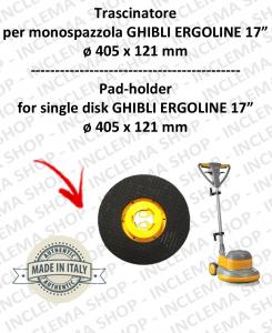 Treiberteller für Einscheibenmaschinen (SB143) 17