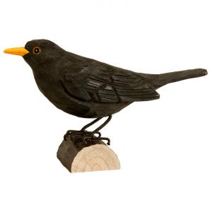 Deco Bird / WG411 - Merlo
