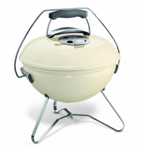 Barbecue a carbone Weber - Smokey Joe premium ø 37 cm - Color Bianco