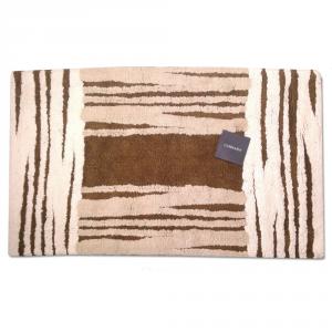 Tappeto da bagno in spugna 50x80 cm Carrara MANCHESTER marrone