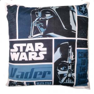 Star Wars Cuscino Imbottito Bassetti 40x40 cm VADER Originale