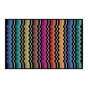 Missoni Home VASILIJ 160 tappeto bagno 60x90 cm zig-zag multicolore