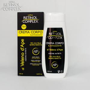 RETINOL COMPLEX-crema corpo al veleno d'ape