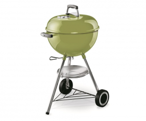 Barbecue a carbone Weber - Original Kettle  ø 47 cm - Color Spring Green