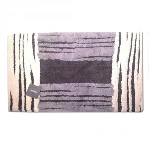 Tappeto da bagno in spugna 70x110 cm Carrara MANCHESTER grigio