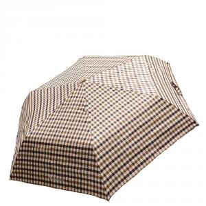Aquascutum - Ombrello piccolo con impugnatura in legno cod. AQ 12
