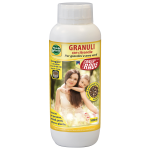 Repellente Granulare 1000ML Zanza Raus