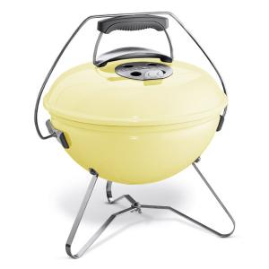 Barbecue a carbone Weber - Smokey Joe premium ø 37 cm - Color Limone