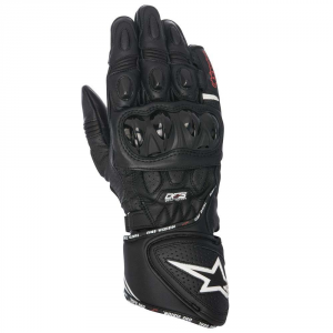 GUANTI MOTO IN PELLE ALPINESTARS GP PLUS R GLOVES BLACK cod. 3556517