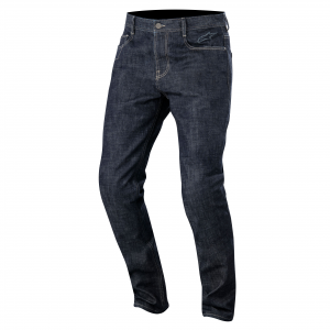 JEANS MOTO ALPINESTARS DUPLE DENIM PANTS DARK RINSE