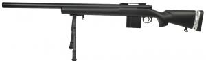 FUCILE SWISS ARMS SAS 04 BK CON BIPIEDE